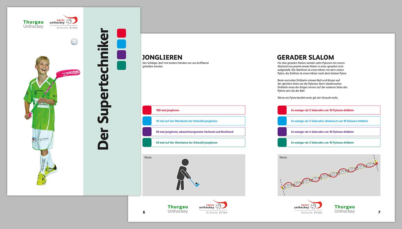 Broschüre Supertechniker
