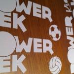 Logo Kids Power Week