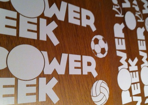 Logo Kids Power Week